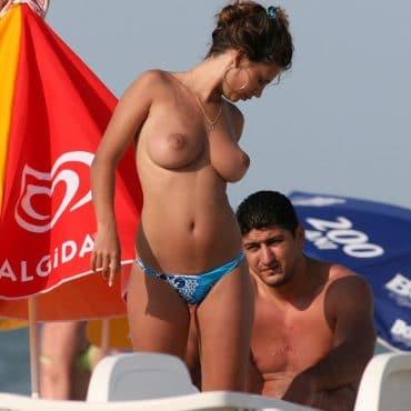 Nudisten Bilder Topless