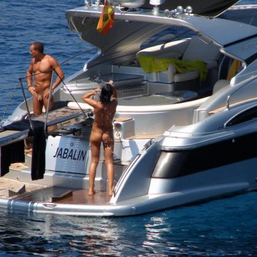 Spanner Bilder auf dem Boot