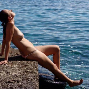 Voyeur Bilder Im Wasser