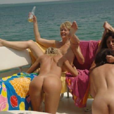 Zwei Muschi am Strand