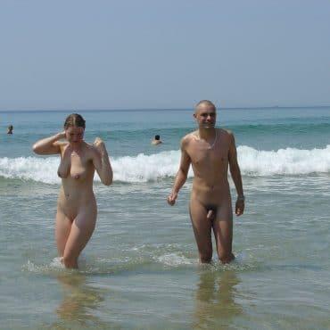 Spanner im Meer