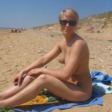 Beach Babes am Strand