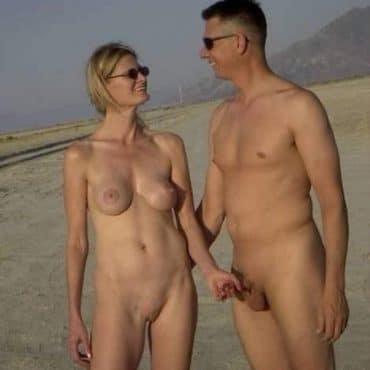 Strand Pornos anfassen