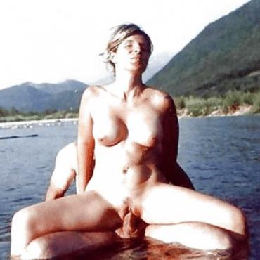 Strand Pornos im Wasser