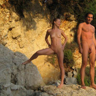 Nacktbadestrand Fotos