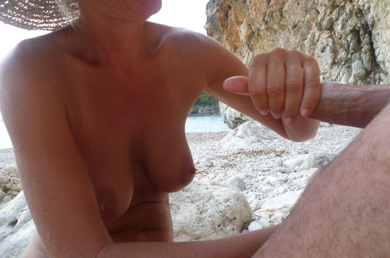 Runterholen Nackt