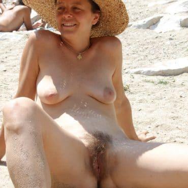 Hübsche Tittenshow