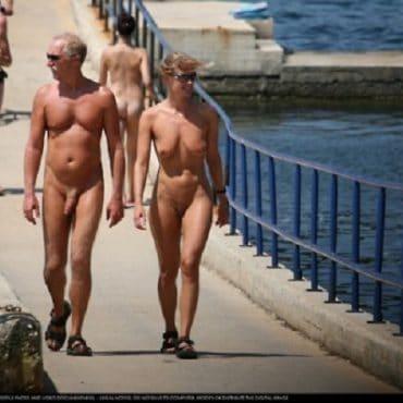 Spanner am Strand Promenade