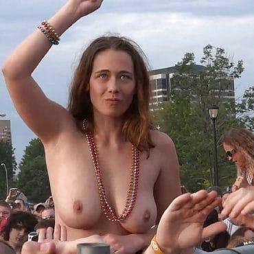 Ihre Festival Titten