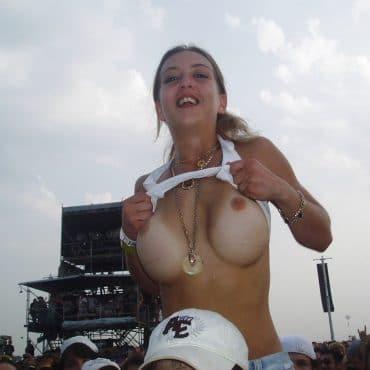 Pralle Festival Titten