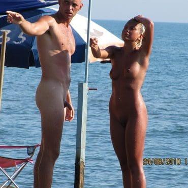 Heimliche Nackte Menschen