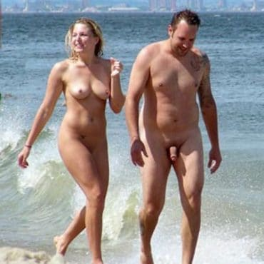 Nackte Menschen Foto