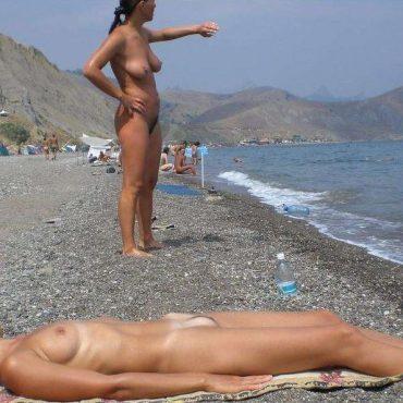 Nackte Menschen Fotos