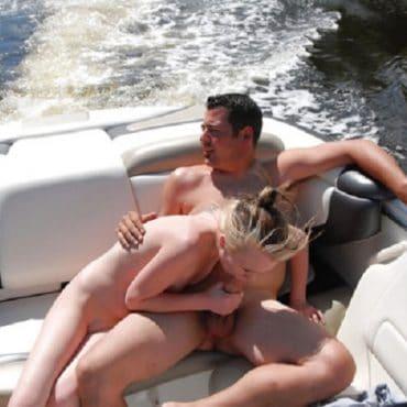 Sex auf dem Boot