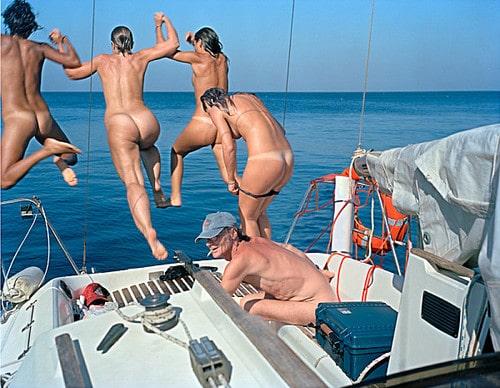 Ficken Auf Dem Boot