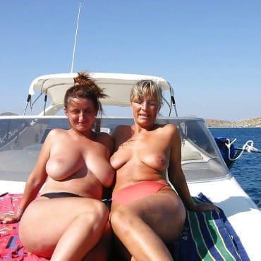 Sex Schiff geile Frauen