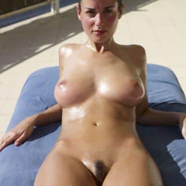 Teen Nackte Frauen am Strand