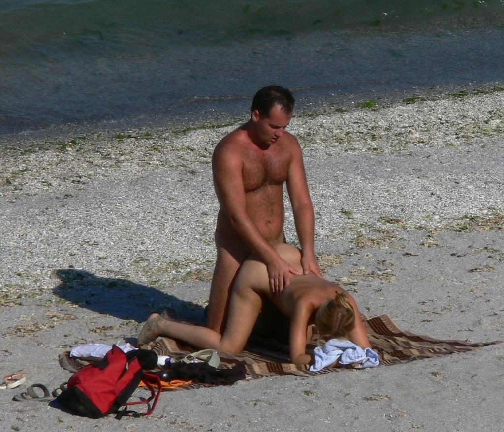 Sex Am Ffk Strand