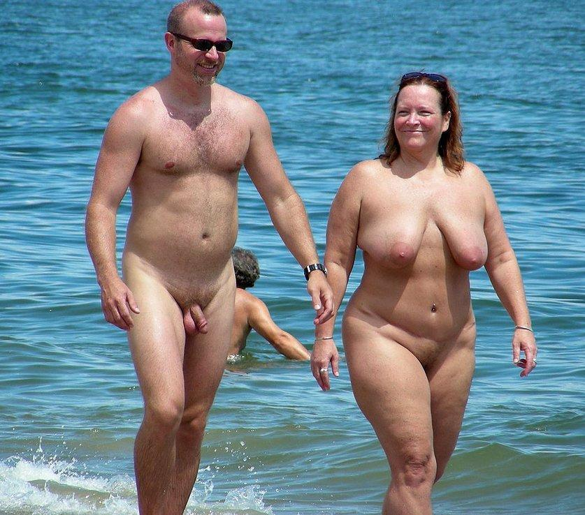 Strand brüste am Geile FKK
