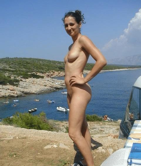 Frau Nackt Fkk
