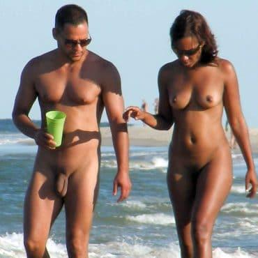 Strand Voyeur heimlich