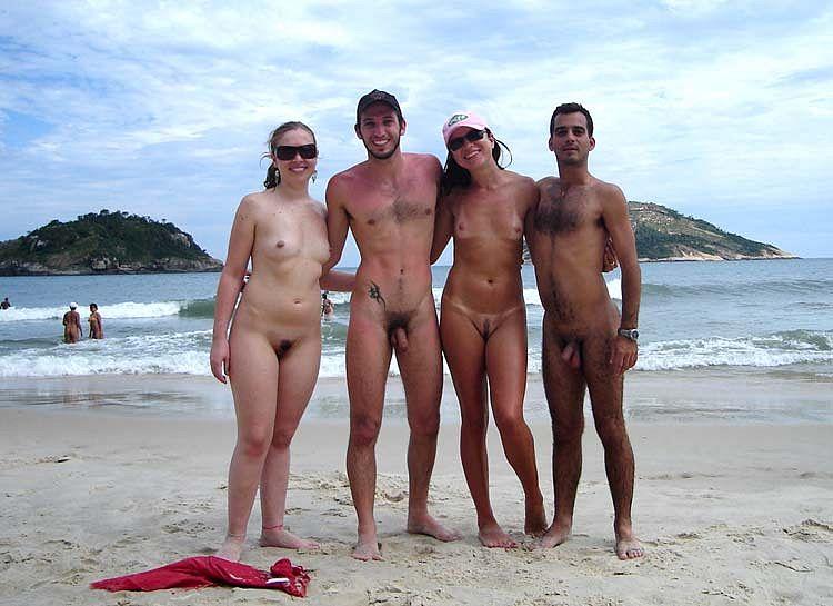 Strand jungs nackt am Jungs Fkk