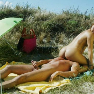 Outdoor Sex am Strand