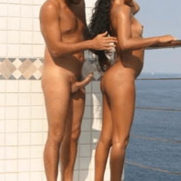 Freikörperkultur duschen