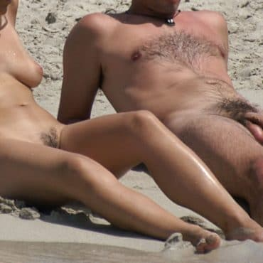Nackt FKK Paar