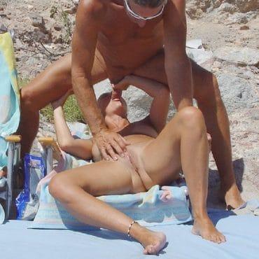 Alte Menschen Öffentlicher Sex