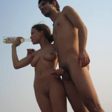 Einfach Öffentlicher Sex