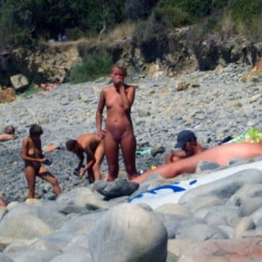 Nette Nudist Bilder