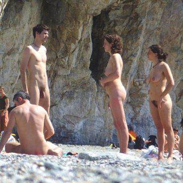 Nudist Bilder Berge
