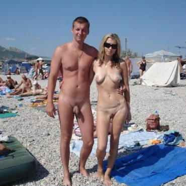 Pärchen Nudist Bilder